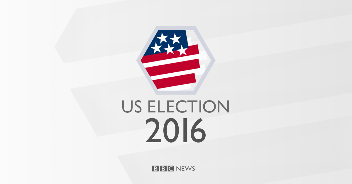 US Election Results BBC News - Live interactive map us election