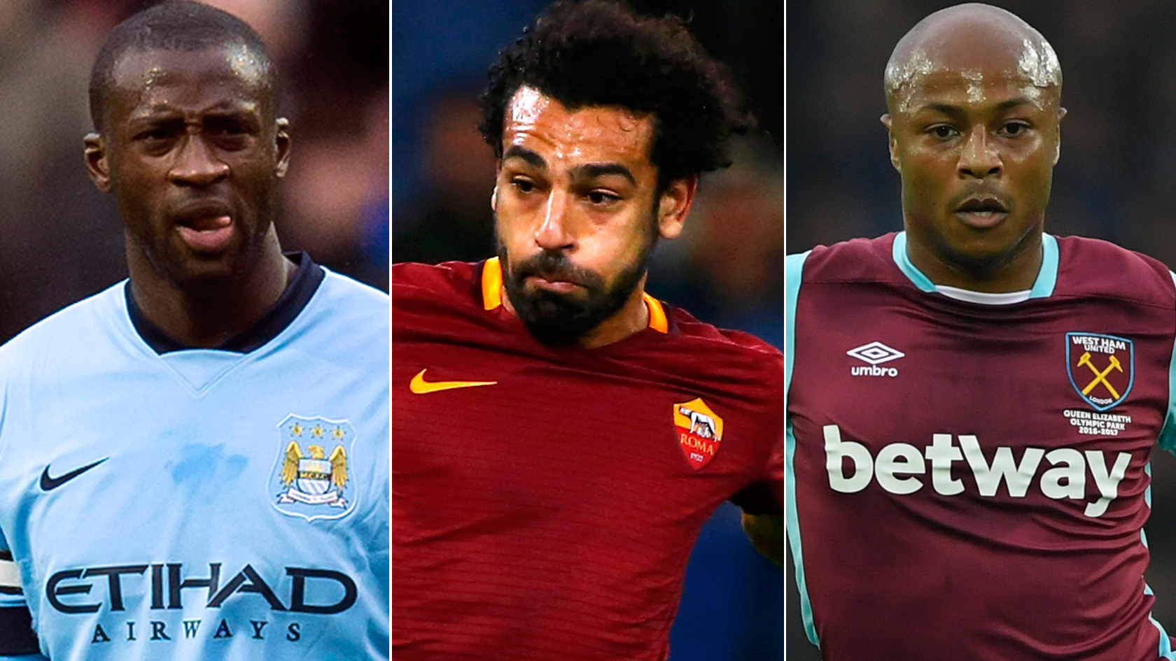quidditch and pitch invaders sport quiz of the week bbc sport football which of these players is not on the list for bbc african footballer of the year 2016
