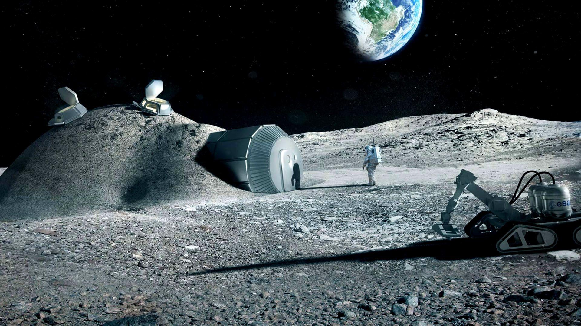 إلى القمر وما هو أبعد من ذلك