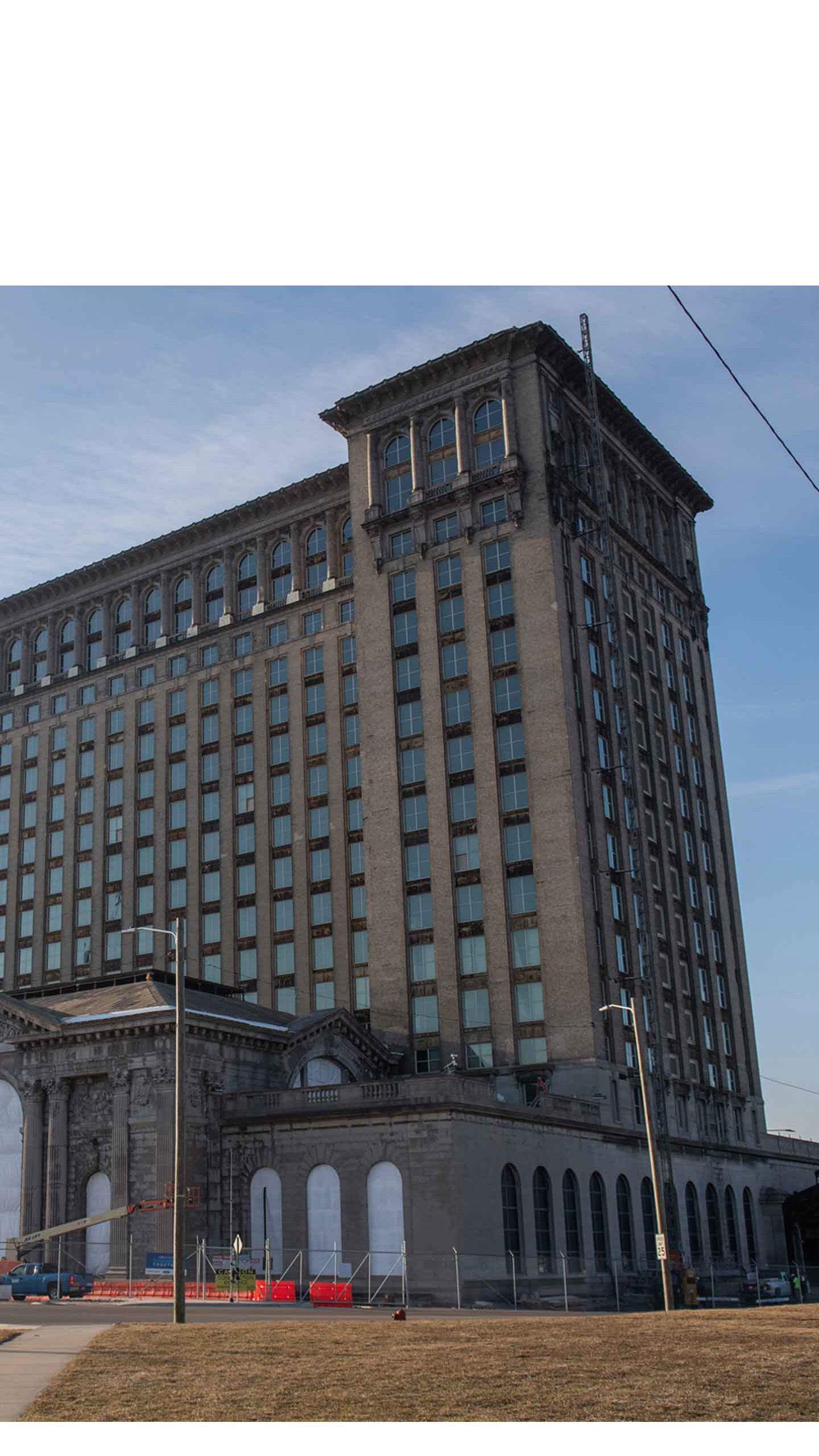 Michigan Central and the rebirth of Detroit