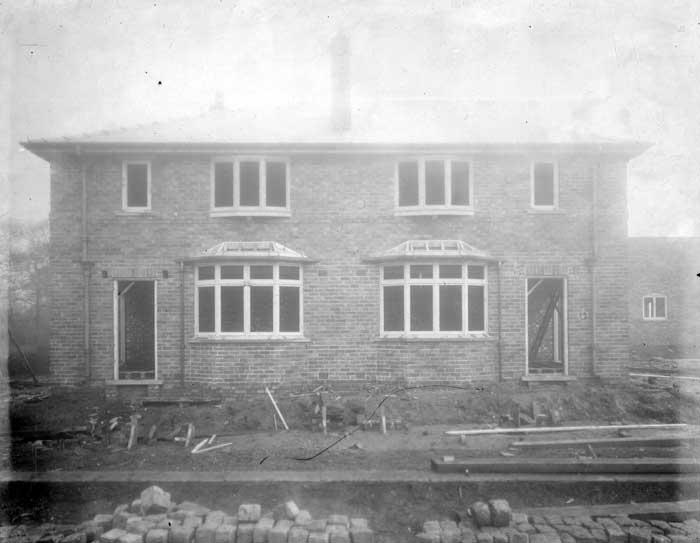 When council estates were a dream