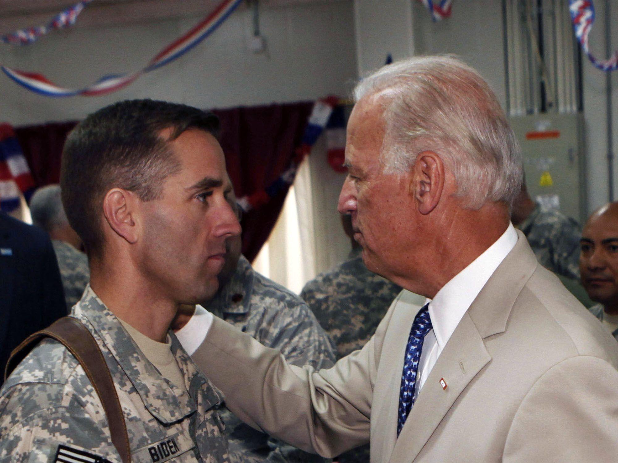 Joe Biden Five Decades Of Ambition