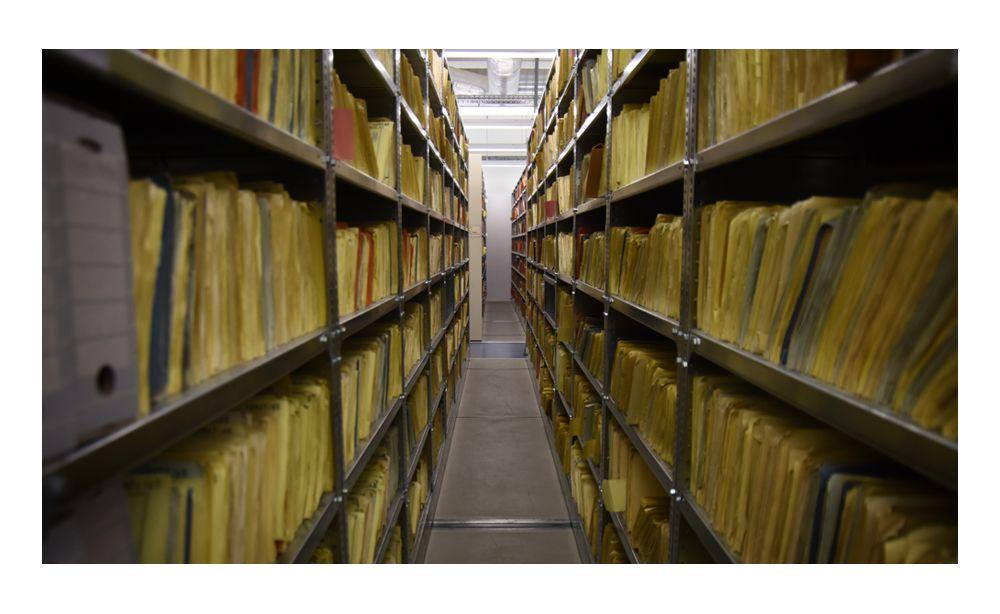 Архивы Штази