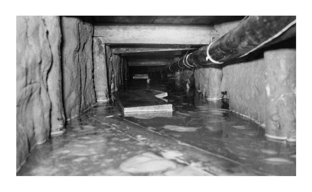 Затопленный туннель 29