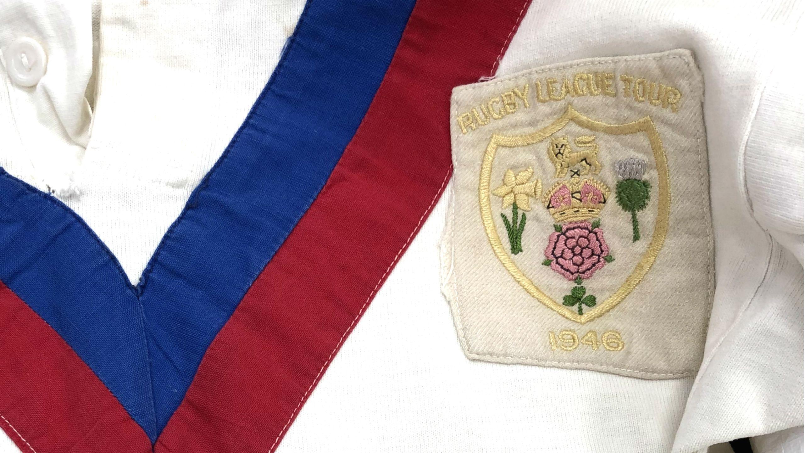Great Britain 1946 shirt