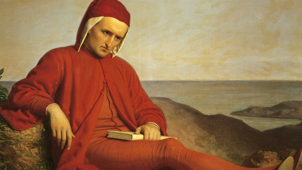 Dante Alighieri by Domenico Petarlini