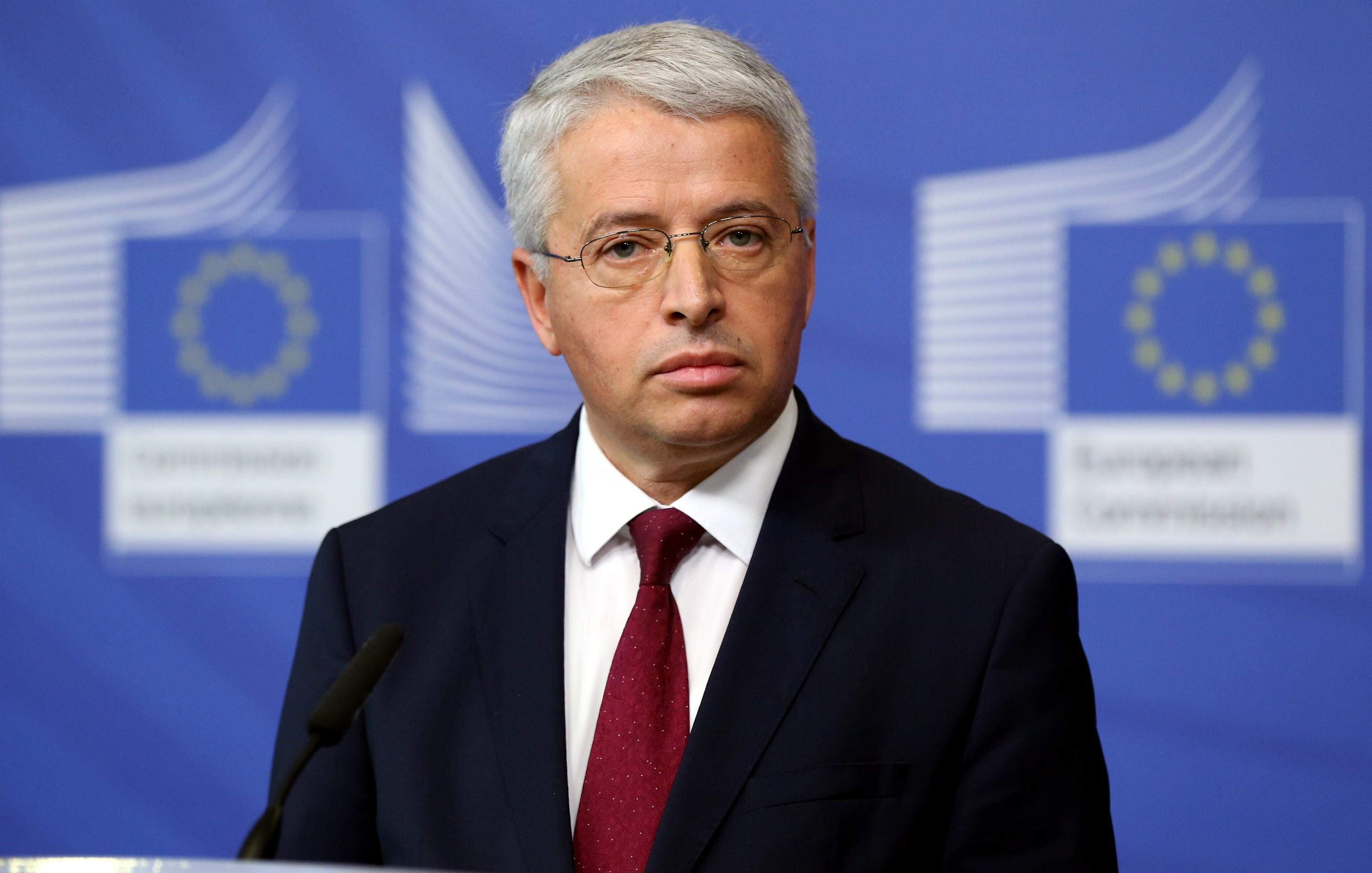 Minister of Interior of Albania, Sander Lleshaj
