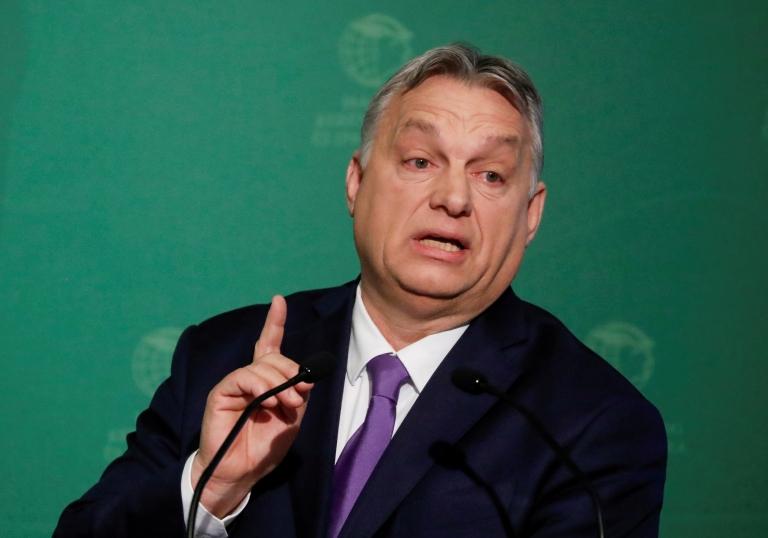 Βίκτορ Ορμπάν της Ουγγαρίας