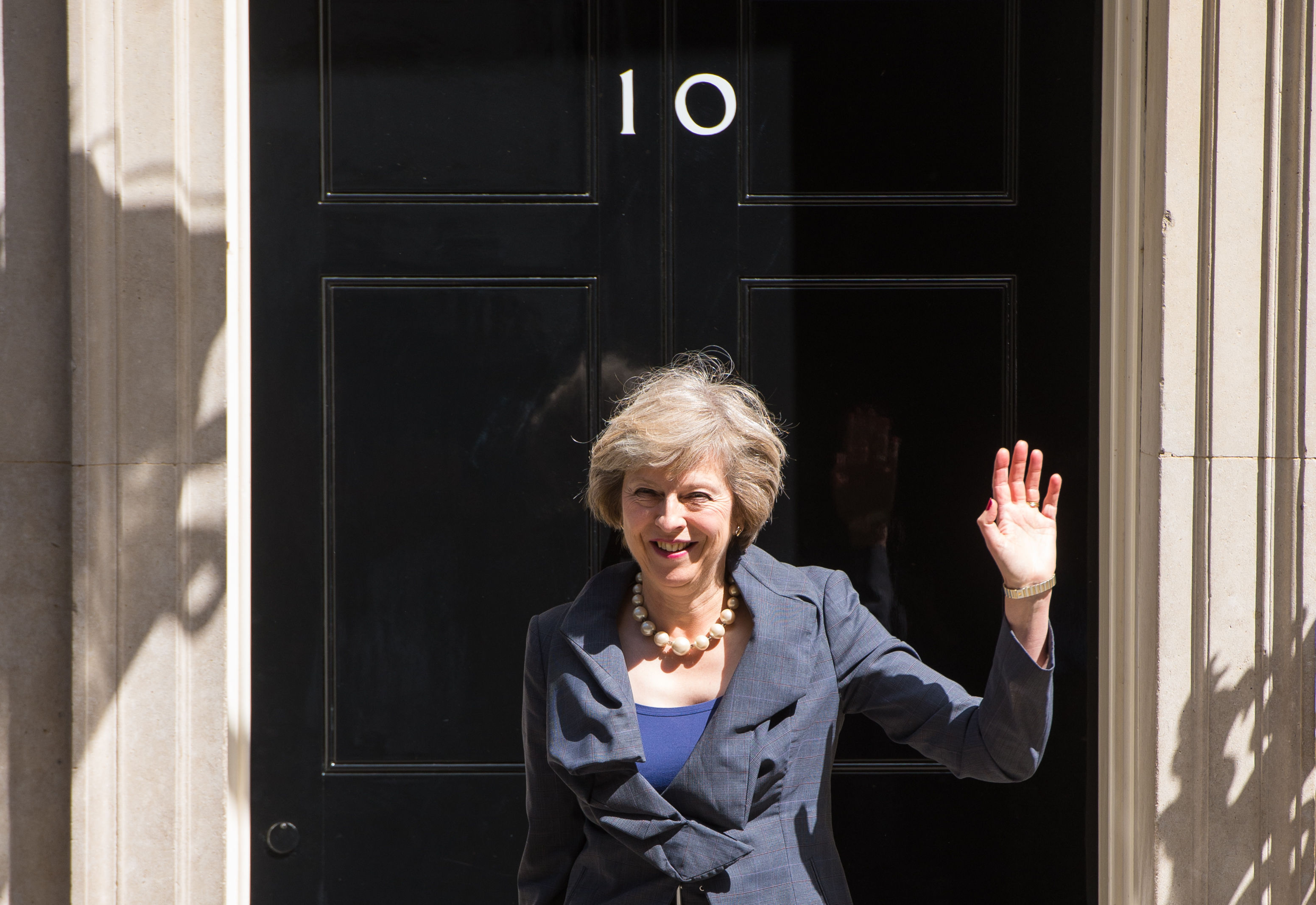 Who Is Theresa May? 5 Facts About UK's 2nd Female Prime Minister