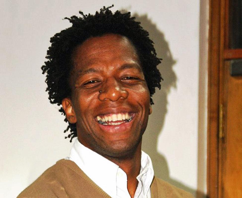 Kevin Mwachiro