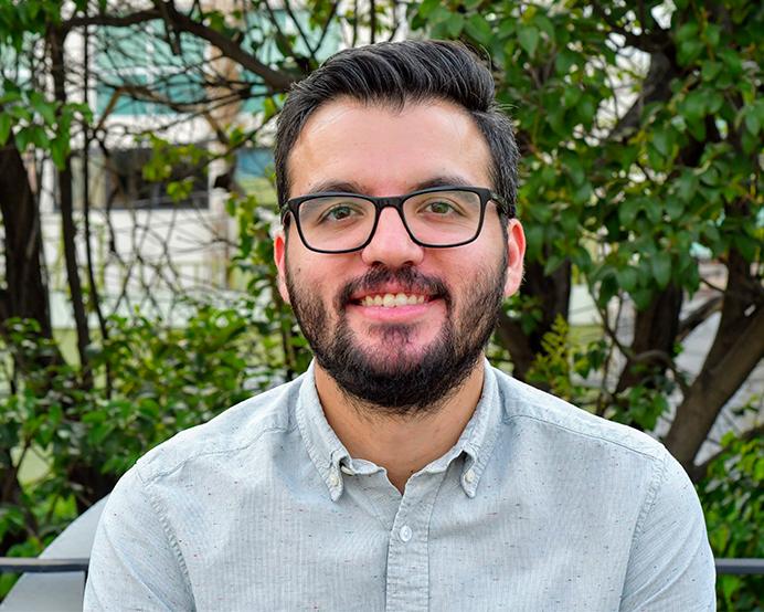 Luis Fernando García, director de R3D: Red en Defensa de los Derechos Digitales en México.