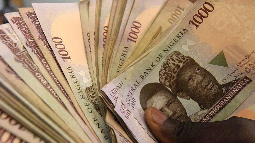 Nigeria's naira