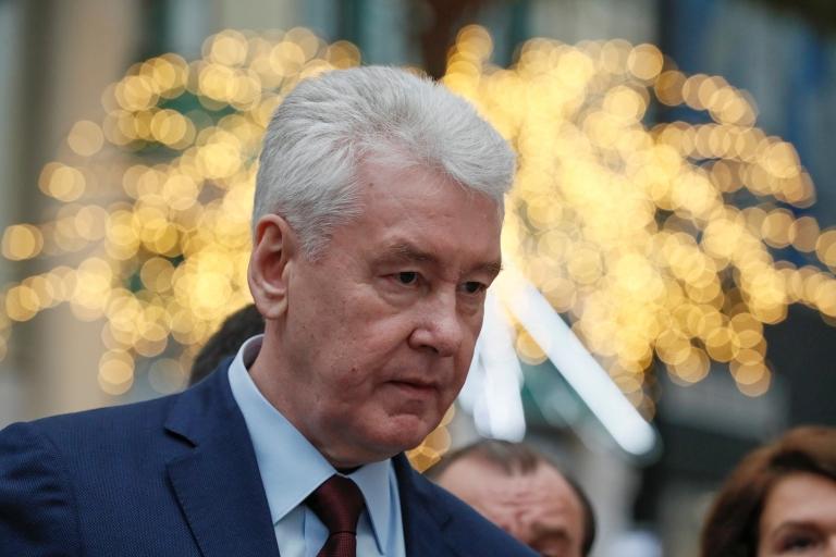Sergei Sobyanin, Moscow mayor