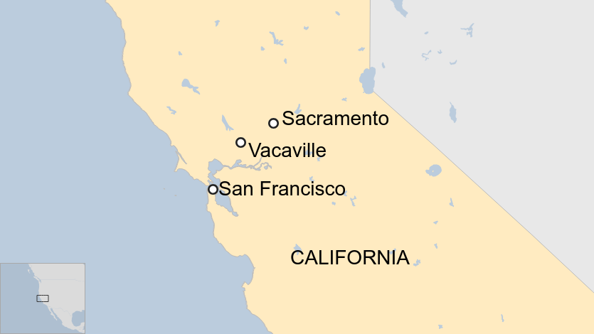 Breaking News: California Is On Fire. 4