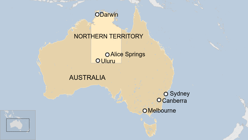 How long can you survive in Australia's outback? - BBC News Satellite Map Of Alice Springs Australia on map of coffs harbour australia, map of perth western australia, map of thredbo australia, map of flinders island australia, map of exmouth australia, map of great ocean road australia, map of kakadu australia, physical map of australia, map of great dividing range australia, map of albany australia, map of heron island australia, map of katoomba australia, map of wellington australia, map of australia with cities, map of the kimberley australia, map of lake eyre australia, map of cooktown australia, map of christchurch australia, map of port augusta australia, map of hobart australia,