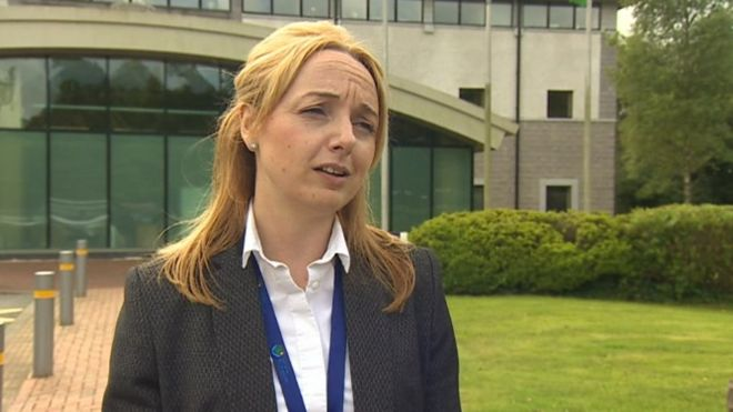 Llinos Medi, Anglesey council leader