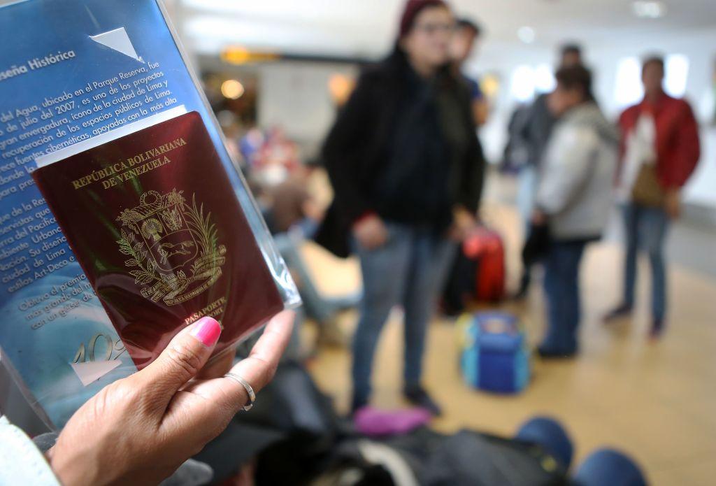 Venezolanos en el extranjero