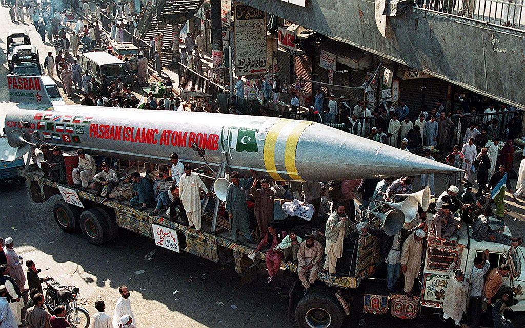 Bomba paquistaní.