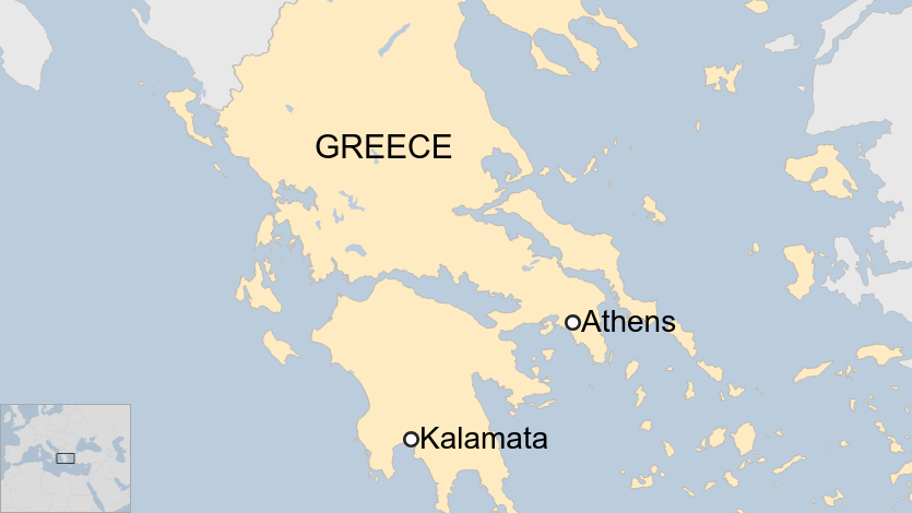 Woman arrested after baby rescued from bin in Greece 1