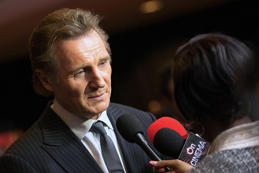 Neeson entrevistado