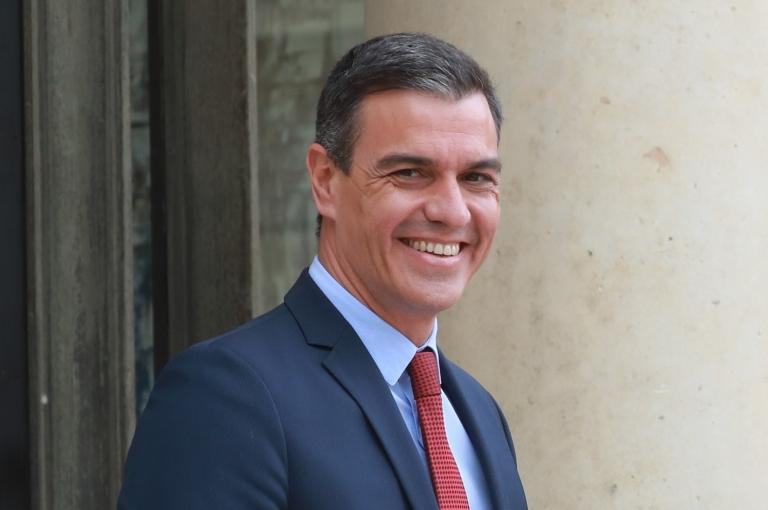 Pedro Sánchez, Ισπανός πρωθυπουργός