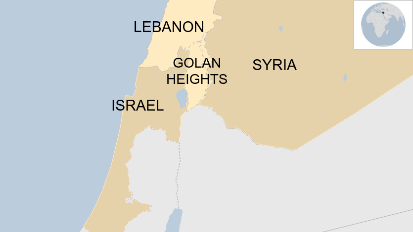 Israel Thwarts Hezbollah Infiltration From Lebanon
