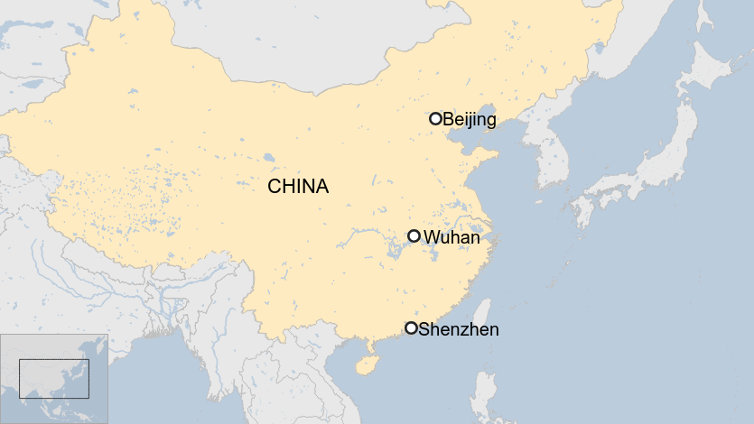 China hit by deadly mysterious virus which is fast spreading 1