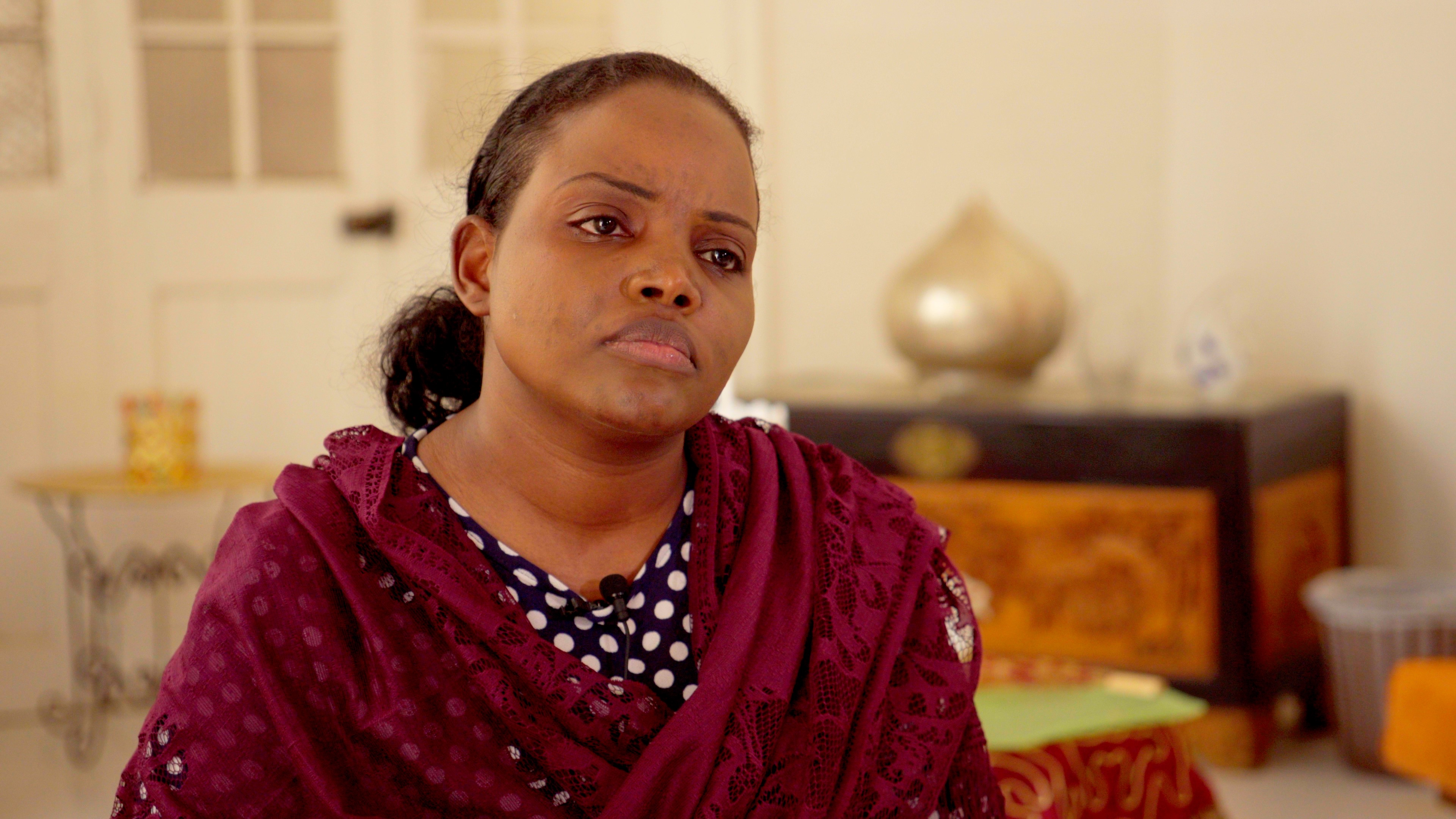 Annal Rape rape and sudan's revolution: 'they were crying and screaming