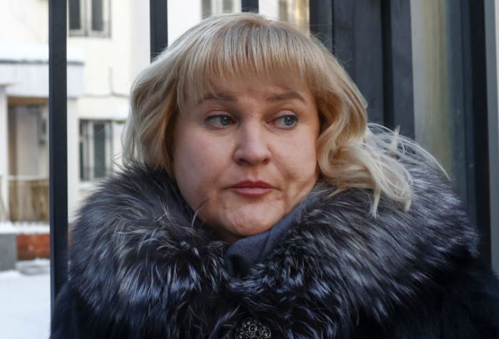 Olga Mikhailova, 18 Jan 21