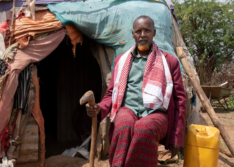 Mohamed, who was once caretaker of Hartisheik refugee camp in Ethiopia