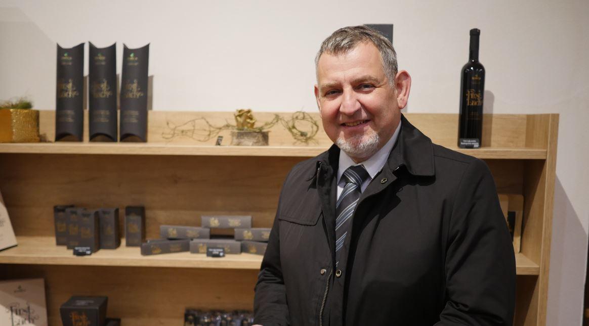 Mayor Srecko Ocvirk