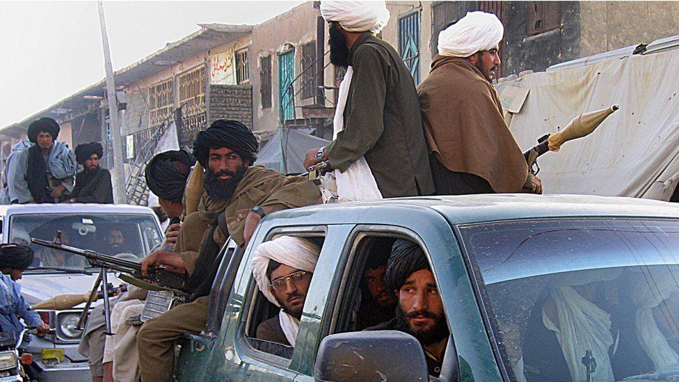 دو طرف مذاکره آمریکا و طالبان