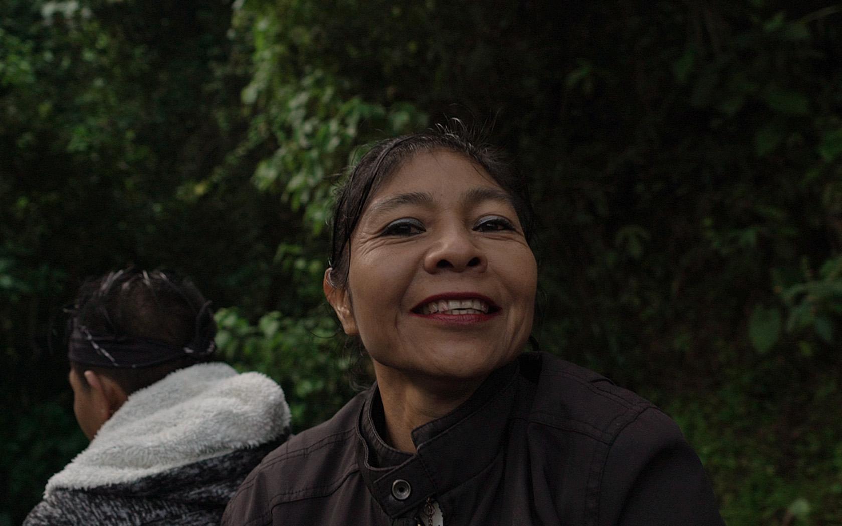 María, madre de Bella