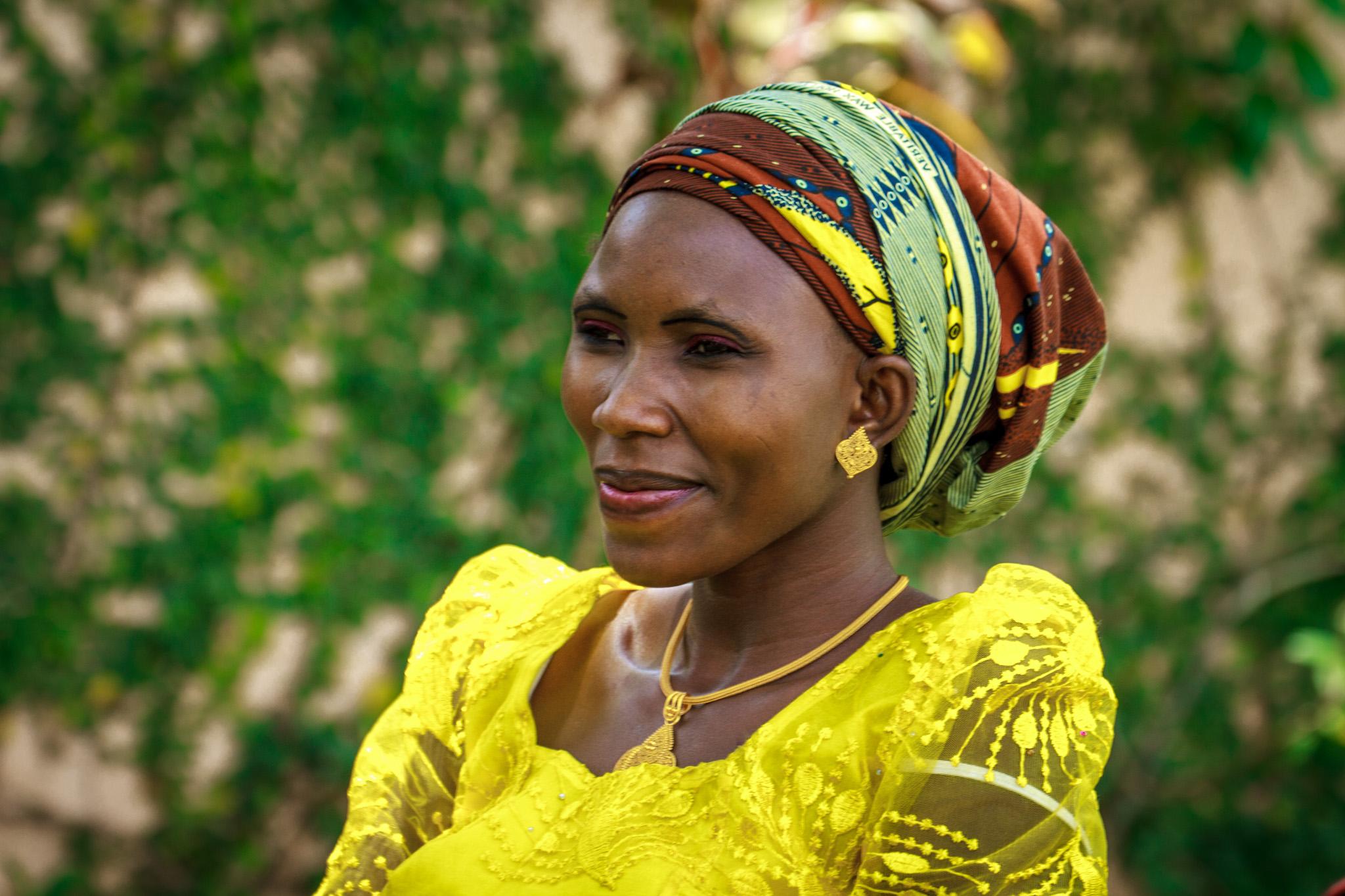 Naomi Adamu