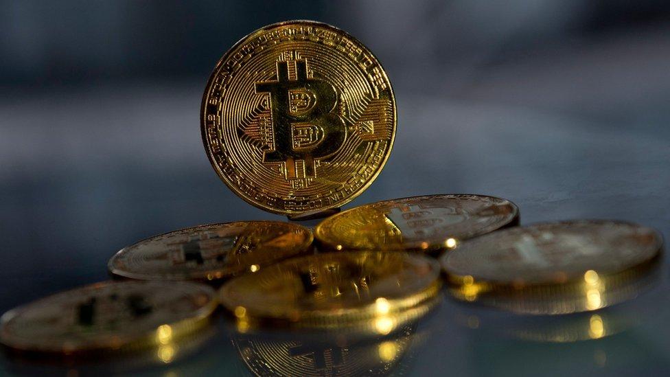 Representasi Bitcoin