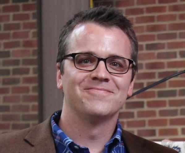 Eric M. Vanden Eykel