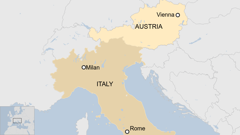Coronavirus: Italians barred from Austria to stop spread 13