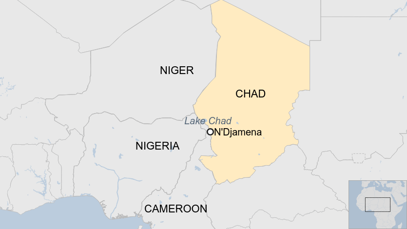 Boko Haram suspects 'die of poison' in Chad jail