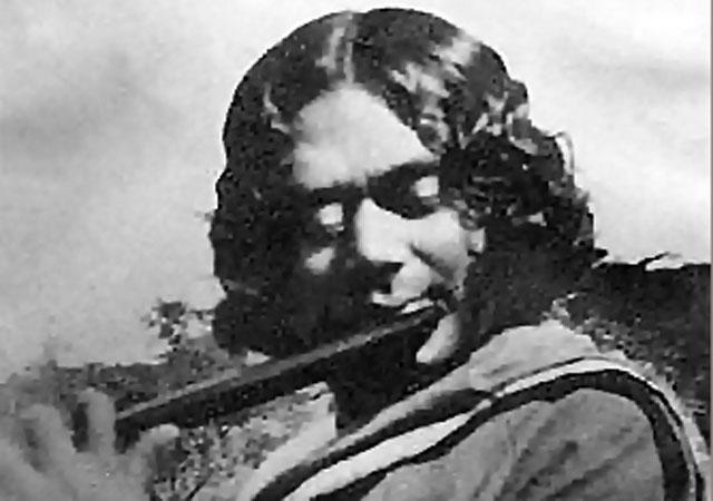 Poet Kazi Nazrul Islam