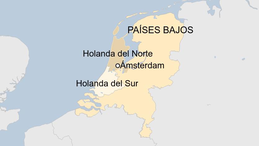 Holanda se denominará únicamente