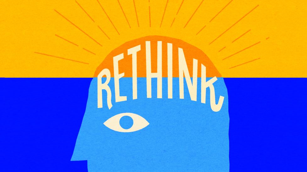 BBC Rethink logo