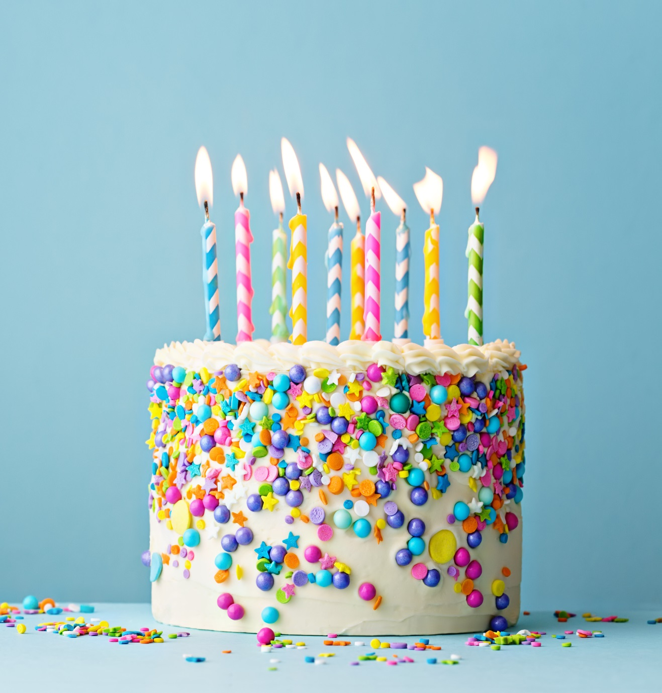 Birthday Delivery Searches Surge As Children Celebrate