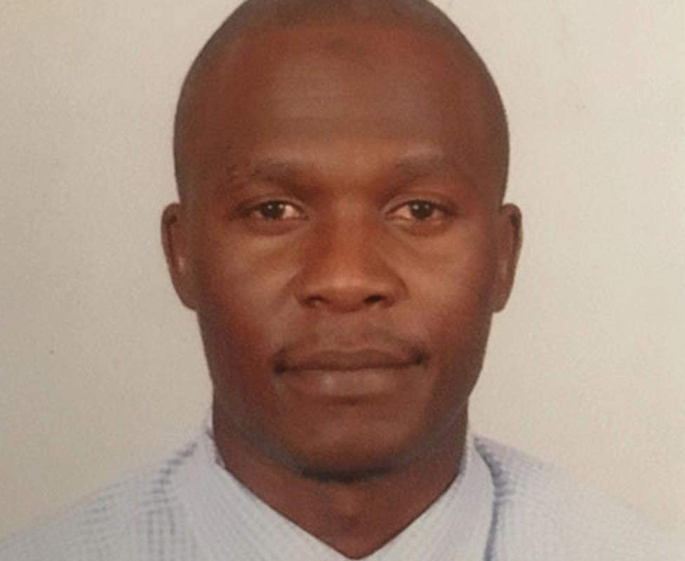 Cliff Mboya