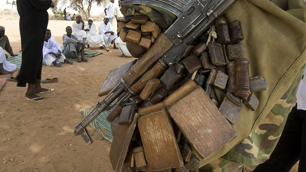 Omar al-Bashir: Will genocide charge against Sudan's ex-president stick? A7c63a97-5874-4314-a3da-6868c632131b