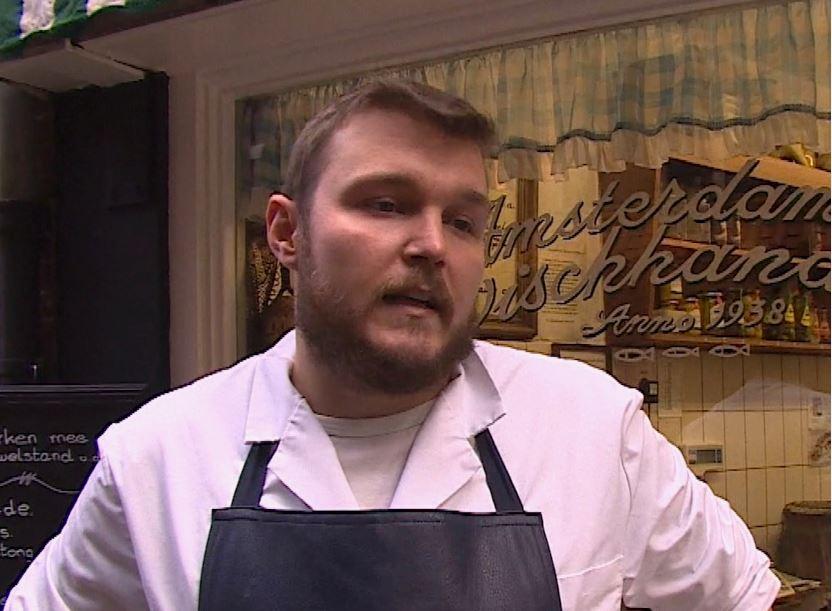 Ryan the fishmonger