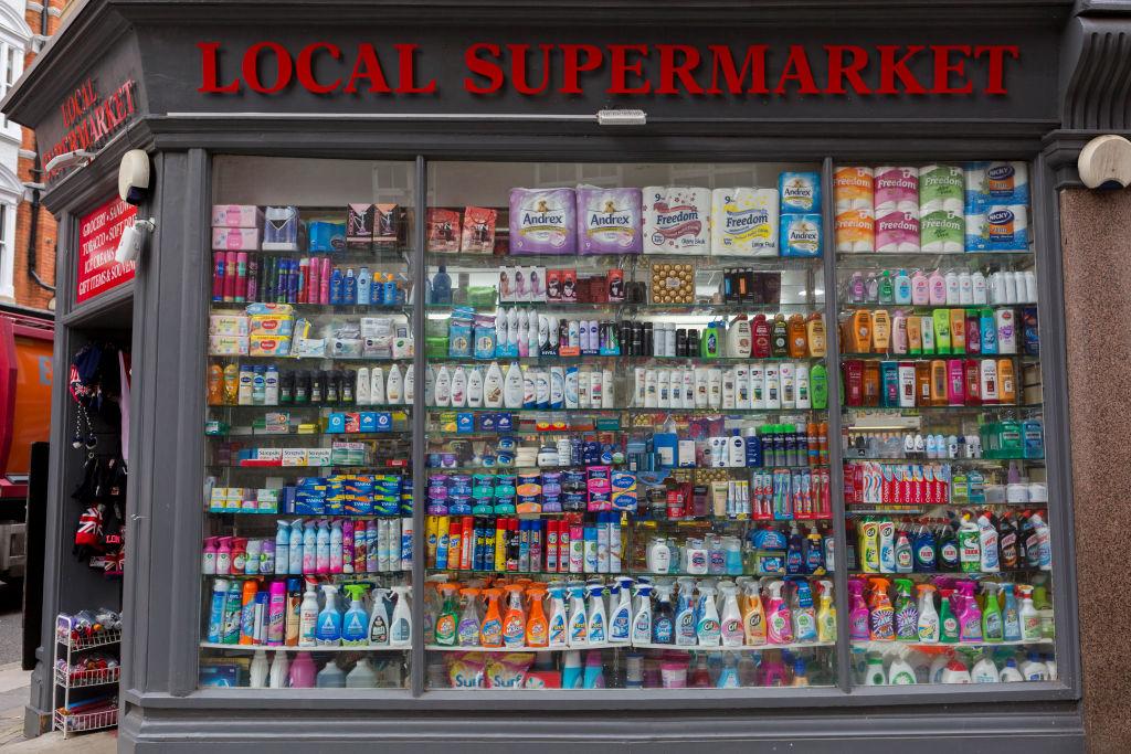 Generic supermarket