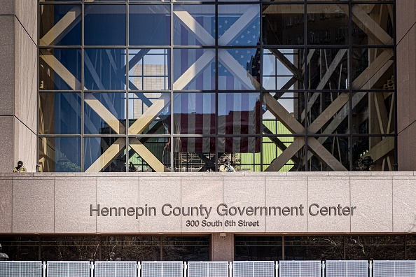 The Hennepin County Government Center