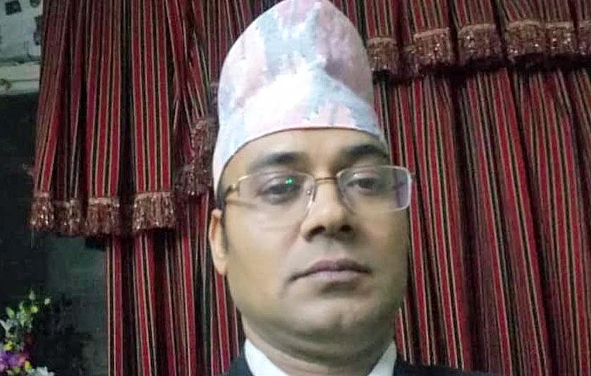 Shalikram Banjade