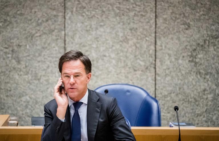 Ολλανδός πρωθυπουργός Mark Rutte