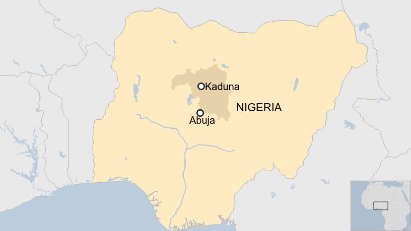 Nigerian 'torture house': Hundreds freed in Kaduna police raid 1
